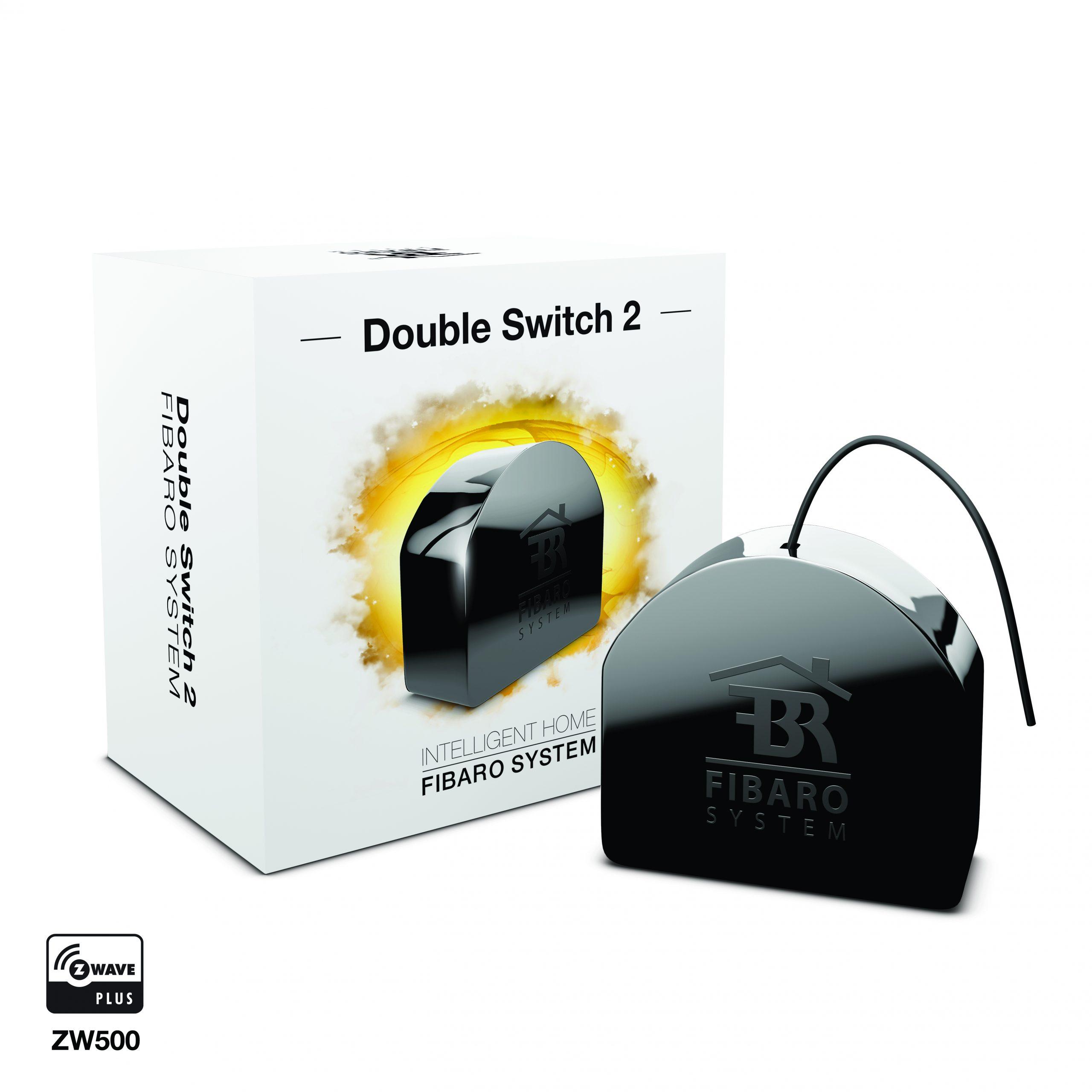 Bộ role bật tắt đèn nhà thông minh smarthome Relay Switch FIBARO