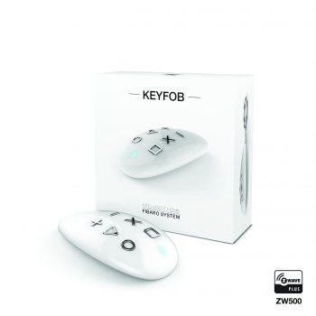 Remote cầm tay nhà thông minh smarthome điều khiển bằng giọng nói fibaro keyfob