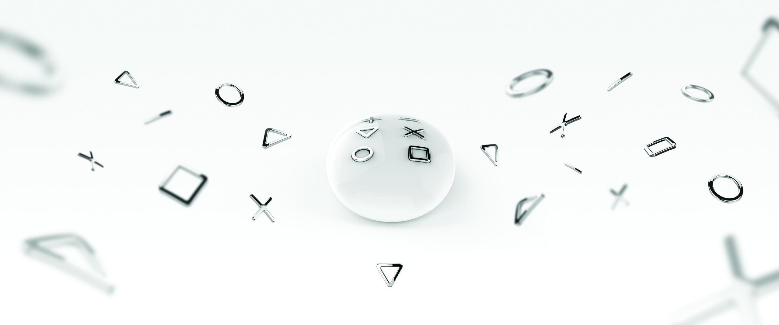 Remote cầm tay nhà thông minh smarthome Keyfob FIBARO