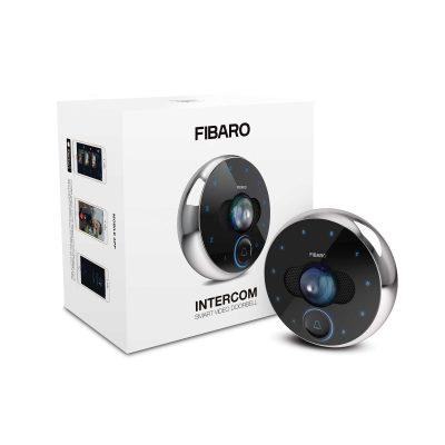 Chuông hình thông minh Fibaro Intercom nhà thông minh smarthome điều khiển bằng giọng nói fibaro