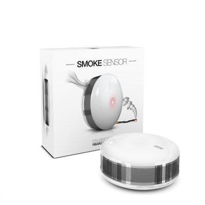 Cảm biến khỏi nhà thông minh smarthome Smoke sensor FIBARO