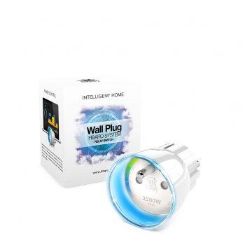 Ổ cắm thông minh nhà thông minh smarthome Wall Plug FIBARO