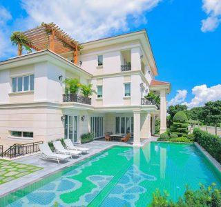 Thiết kế nhà thông minh biệt thự Sala Đại Quang Minhquận 2