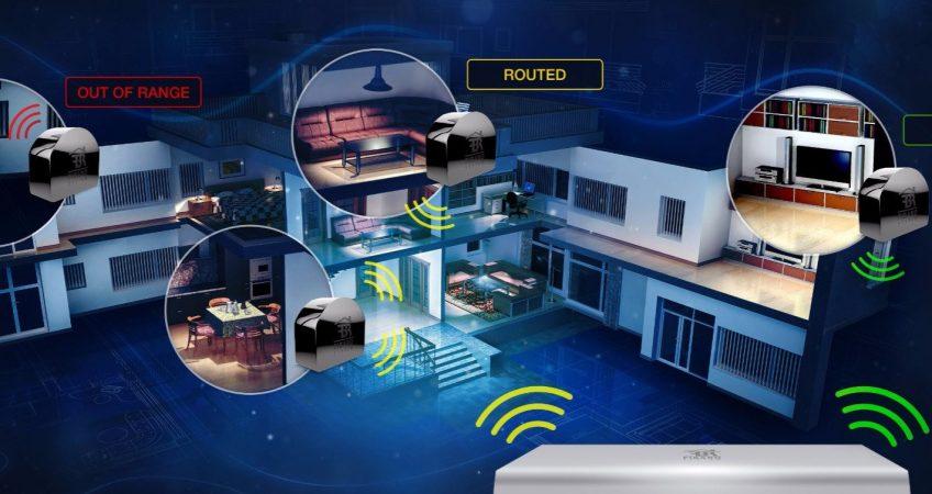 Giải pháp Nhà thông minh FIBARO Smarthome
