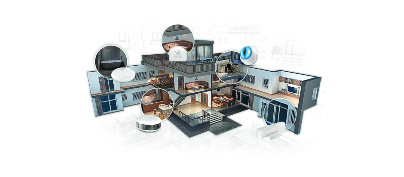 Lắp đặt Hệ thống Smarthome FIBARO