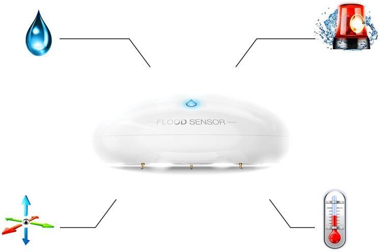 Flood sensor Homekit
