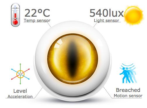 Motion sensor Homekit